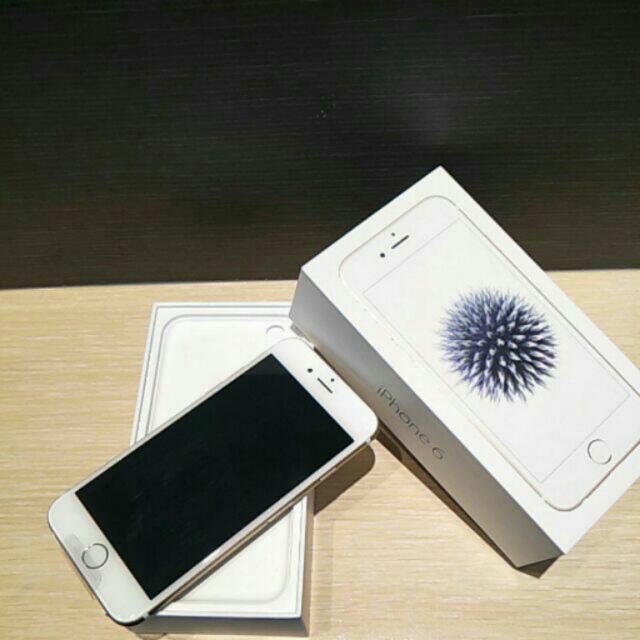 (保留中)Iphone6 i6 32G 2017 金色 全新僅拆封測試 Apple 空機