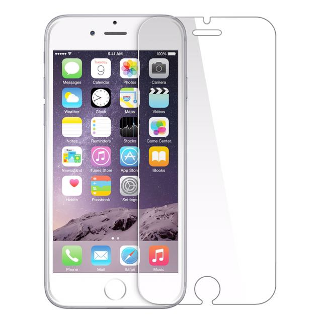 iPhone 6/6S Plus Glass Screen Protector