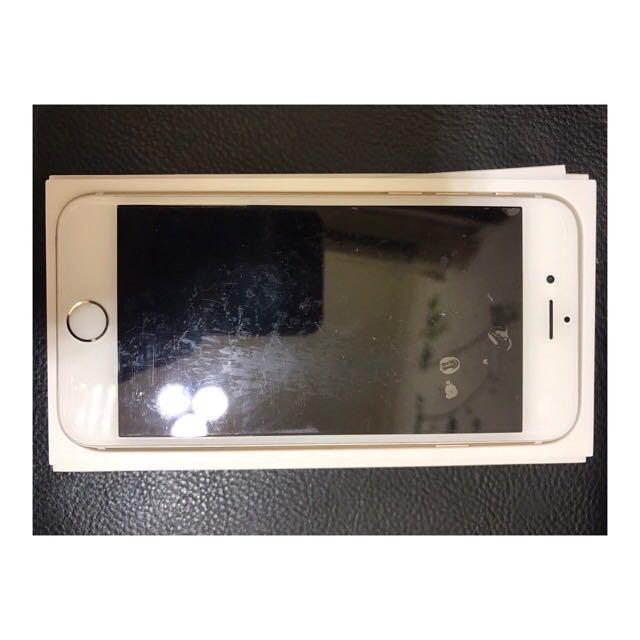 iPhone 6 16g 金色