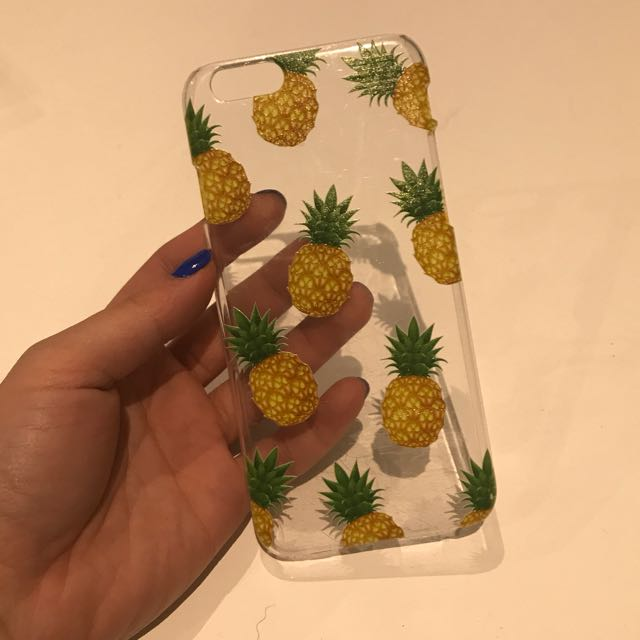 iPhone 6 Pineapple Case