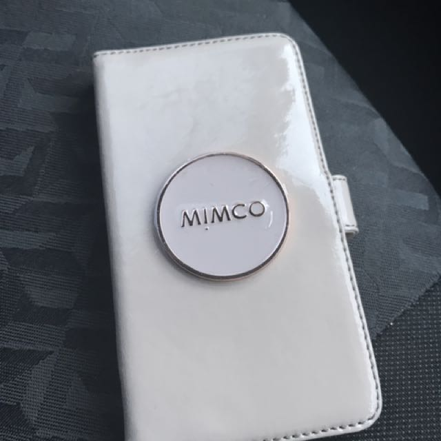 buy online f1861 6eaee iPhone 7 Plus Mimco Case