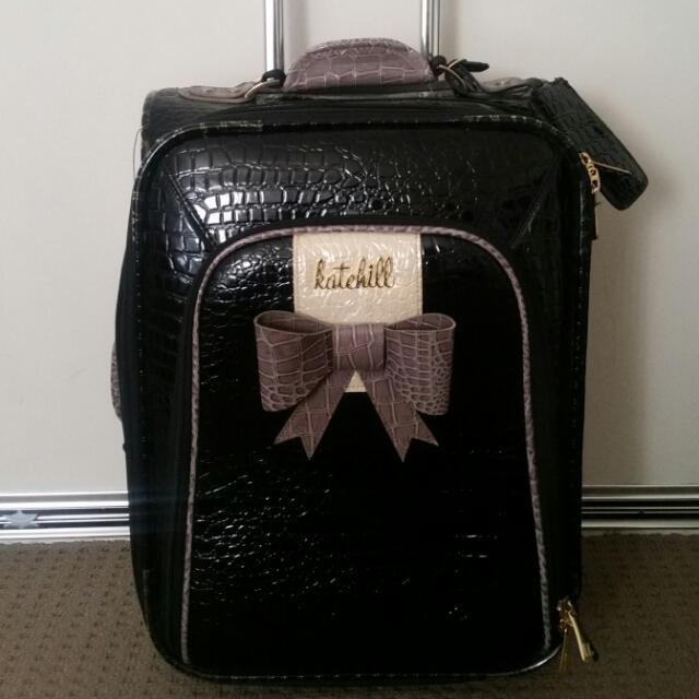 Kate Hill Mini Luggage