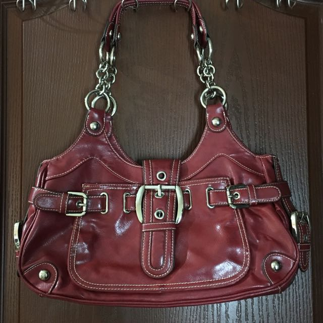 REPRICED: FROM P599 to P499 Kathy Van Zeeland Bag
