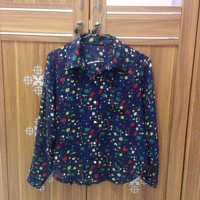 blouse chifon