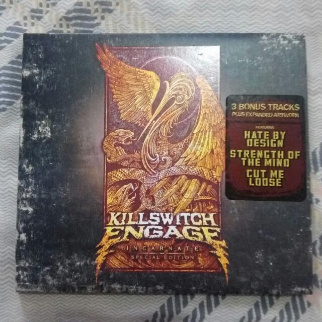 Killswitch Engage - Incarnate Deluxe Edition
