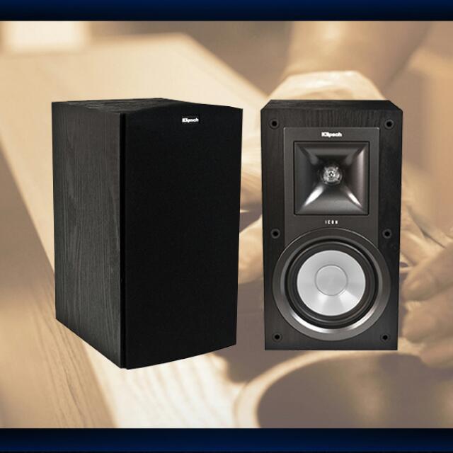 Klipsch Icon KB 15 Bookshelf Speaker Brand New Electronics Audio On Carousell