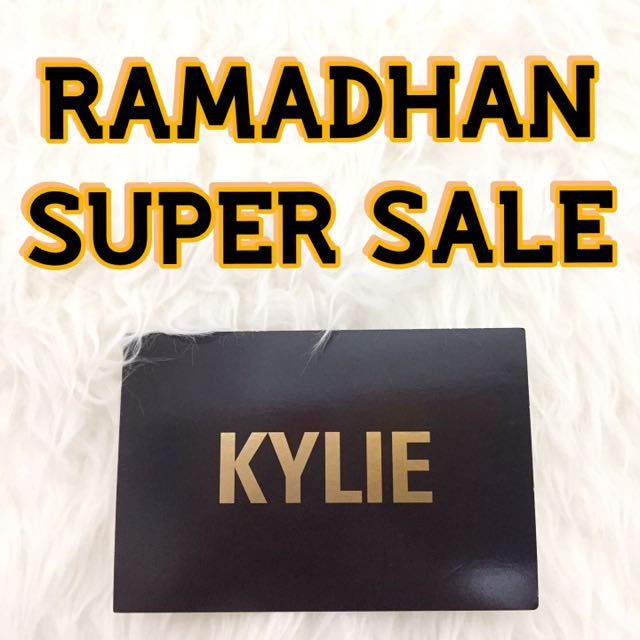 Kylie Cosmetic Clearance Sale