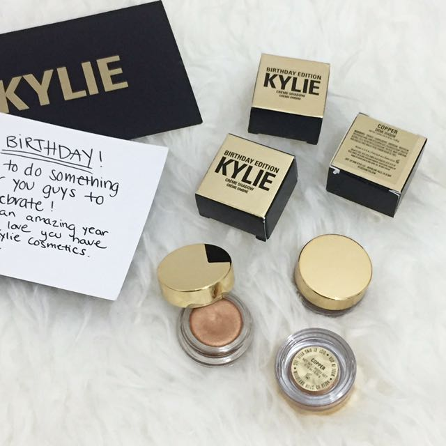 Kylie Creme Shadow Chopper