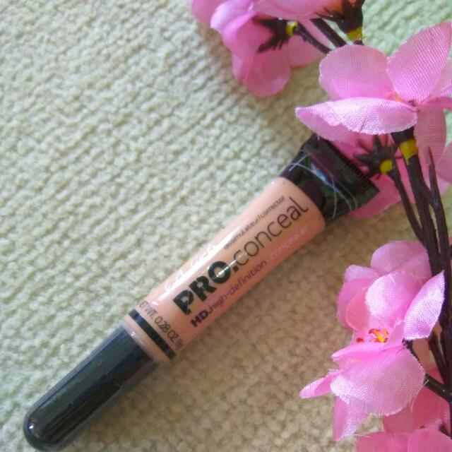 La Girl Pro.Conceal HD High Definition Concelaer Shade NATURAL
