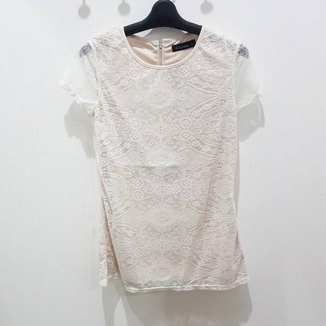 Lace Top 2
