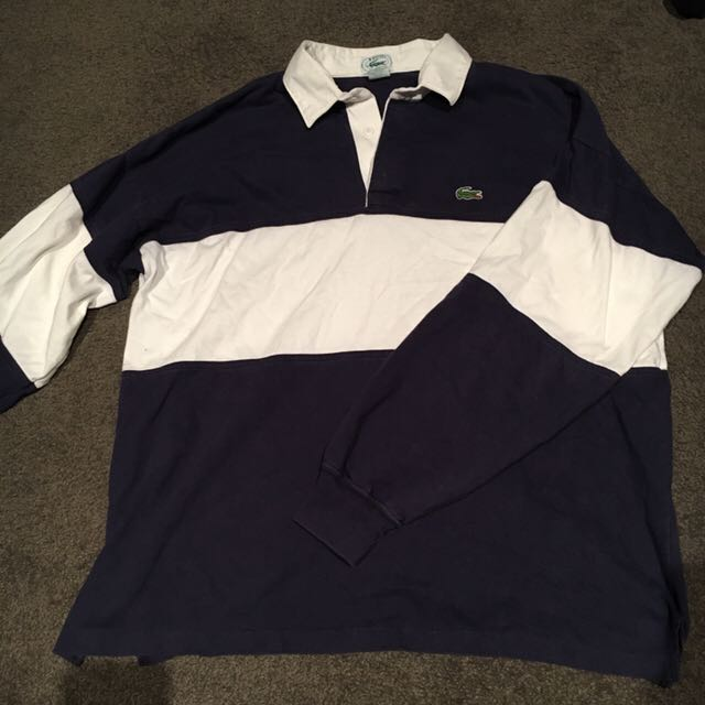 Lacoste Rugby Shirt