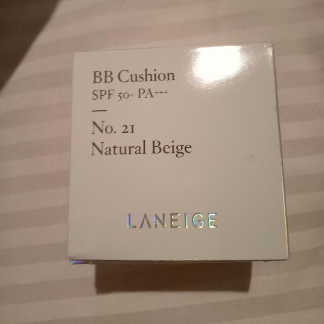 Laneige Whitening BB Cushion