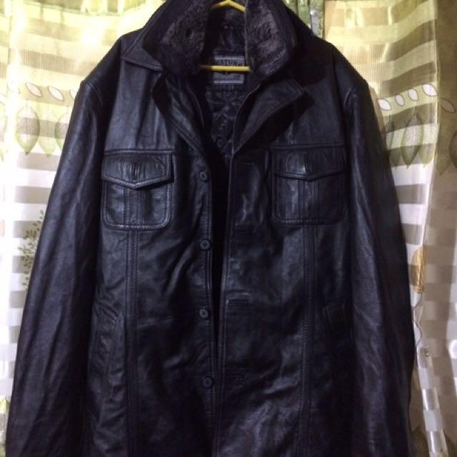 Leather Jacket US