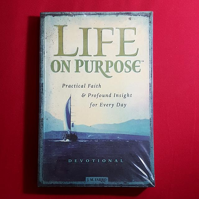 Life On Purpose: Daily Devotional