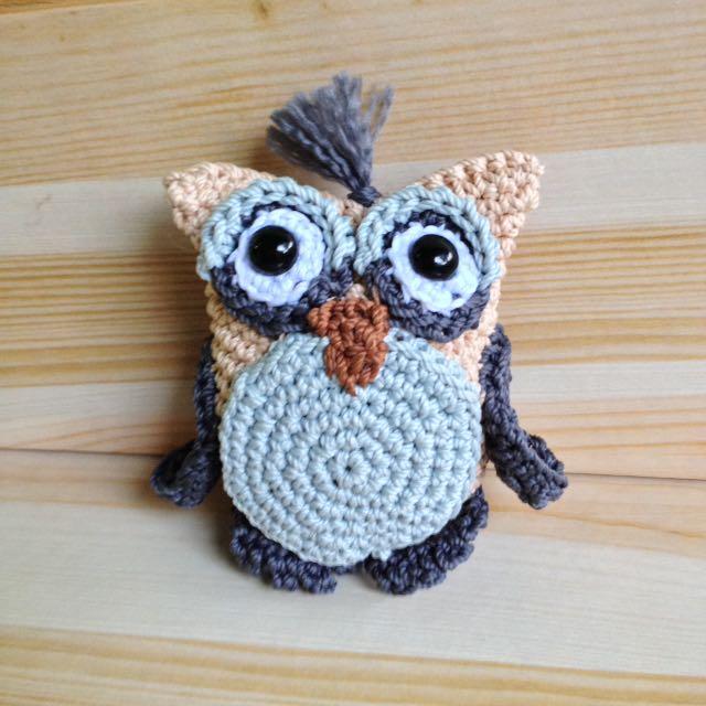 Little Owl Doll By Jemaricraft