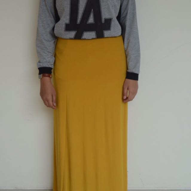 long Skirt wanita