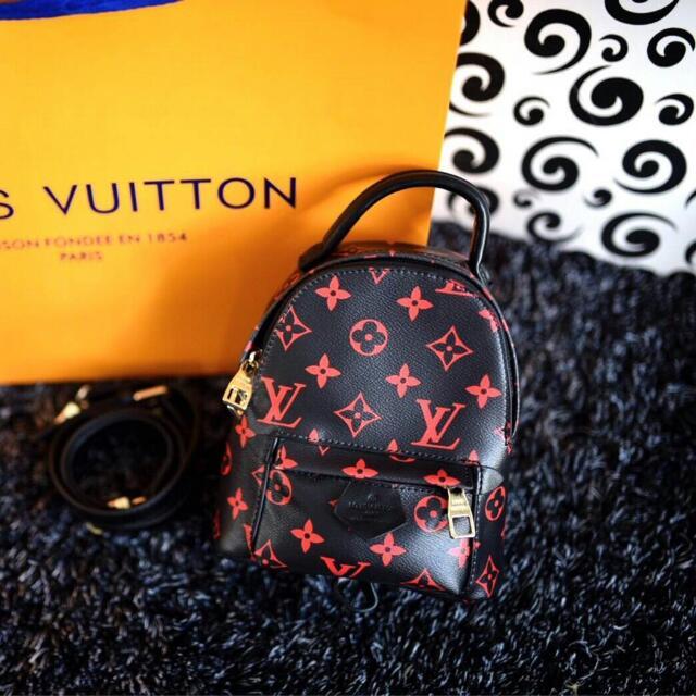 e8ac4b8619de Louis Vuitton Palm Springs Backpack Mini