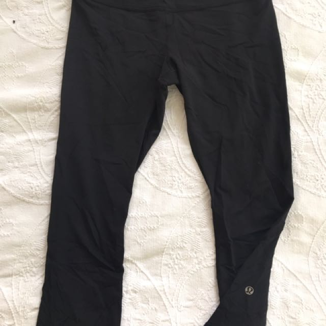 Lululemon Capri Tights