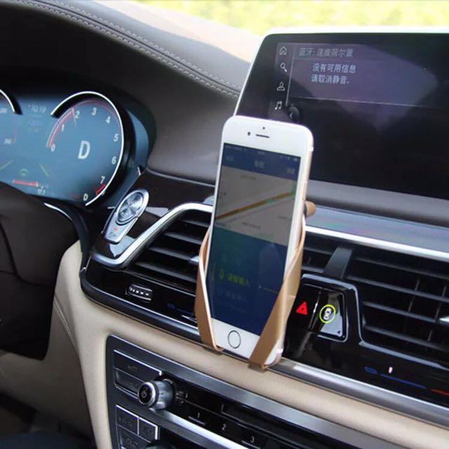 二代手機車用M型萬用支架