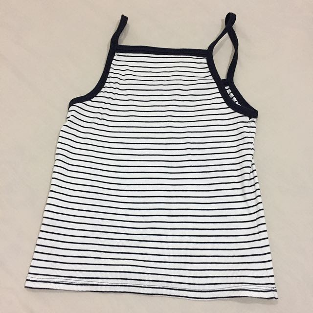 Mango Basic Knit Tanktop