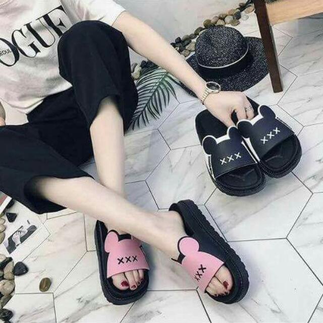 Mickey Slippers.