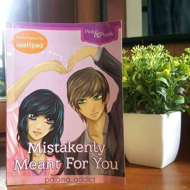 Mistakenly Meant For You (Book 1)