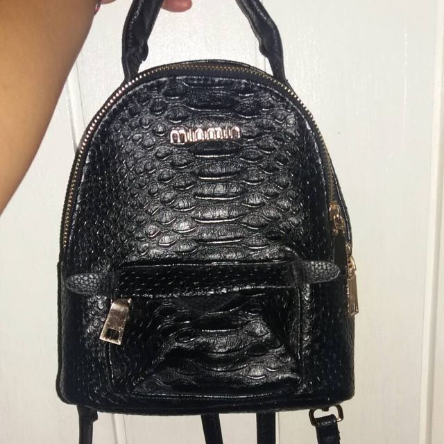 miumiu backpack