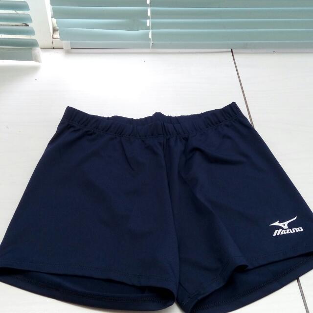 全新Mizuno運動短褲