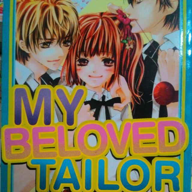 My Beloved Tailor - Yagami Rina