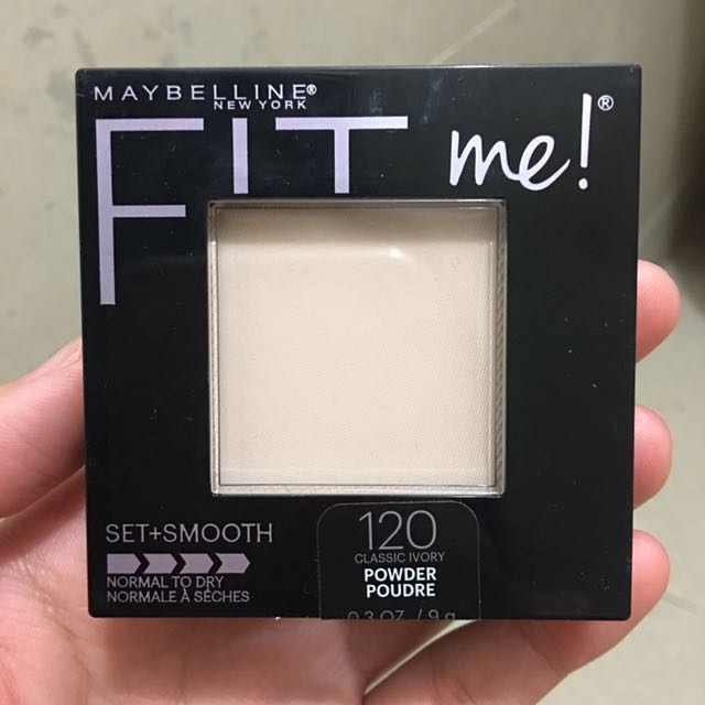 NEW Maybelline Fit Me Powder 120