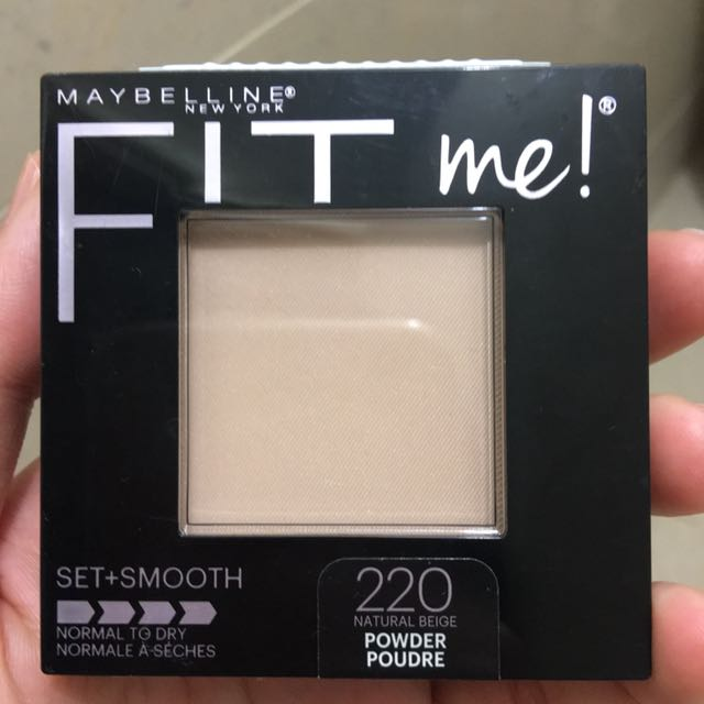 NEW Maybelline Fit Me Powder 220