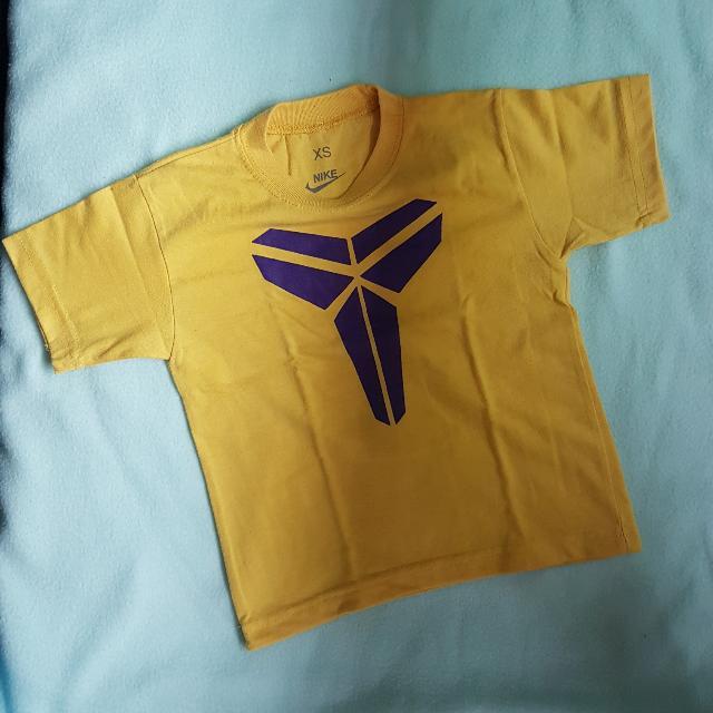 Nike Kobe Bryant Shirt For Kids