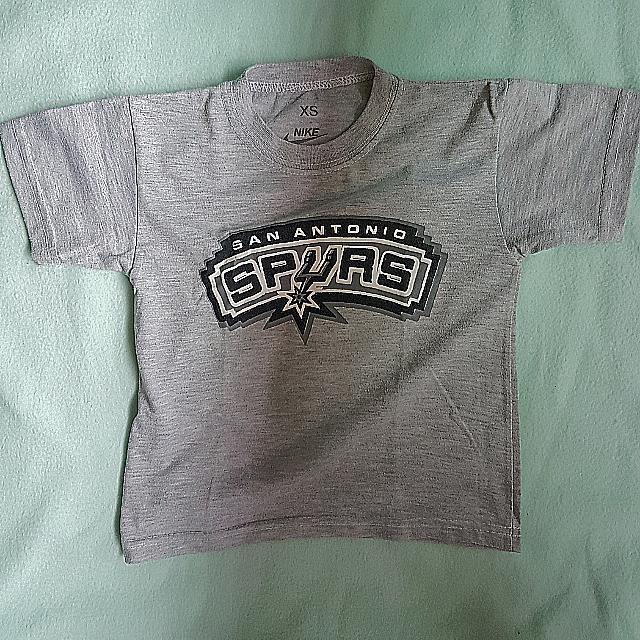 Nike Spurs Shirt For Kids