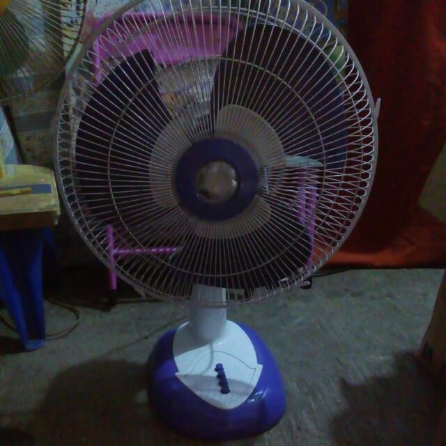 Nikon Electric Fan