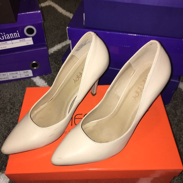 Therapy Nude Heels