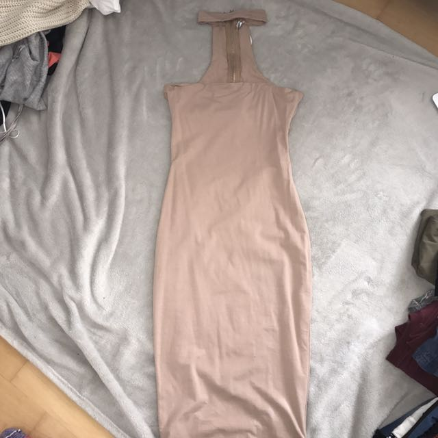 Nude Luvalot Dress