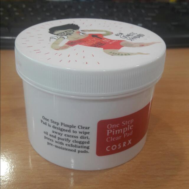 One Step Pimple Clear Pad COSRX