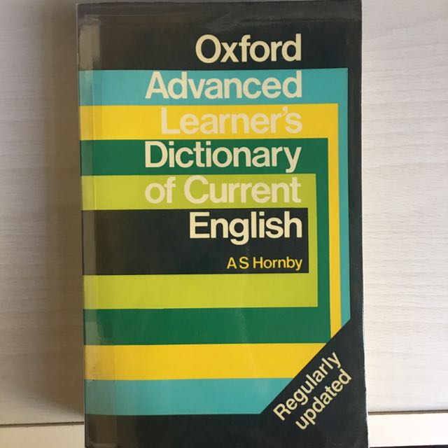 [二手] Oxford Advanced Learner's Dictionary of Current English