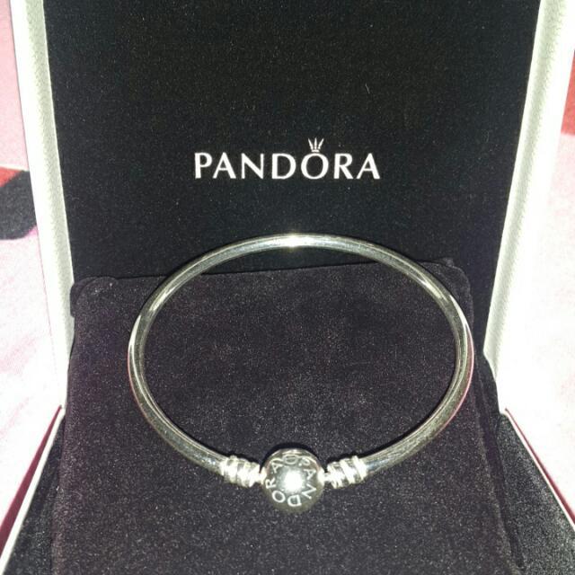 PANDORA 潘朵拉 硬環