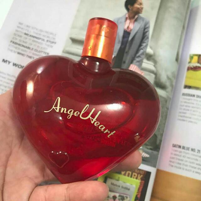 Parfum Angel Heart Original Unbox Olshop Fashion Olshop Produk