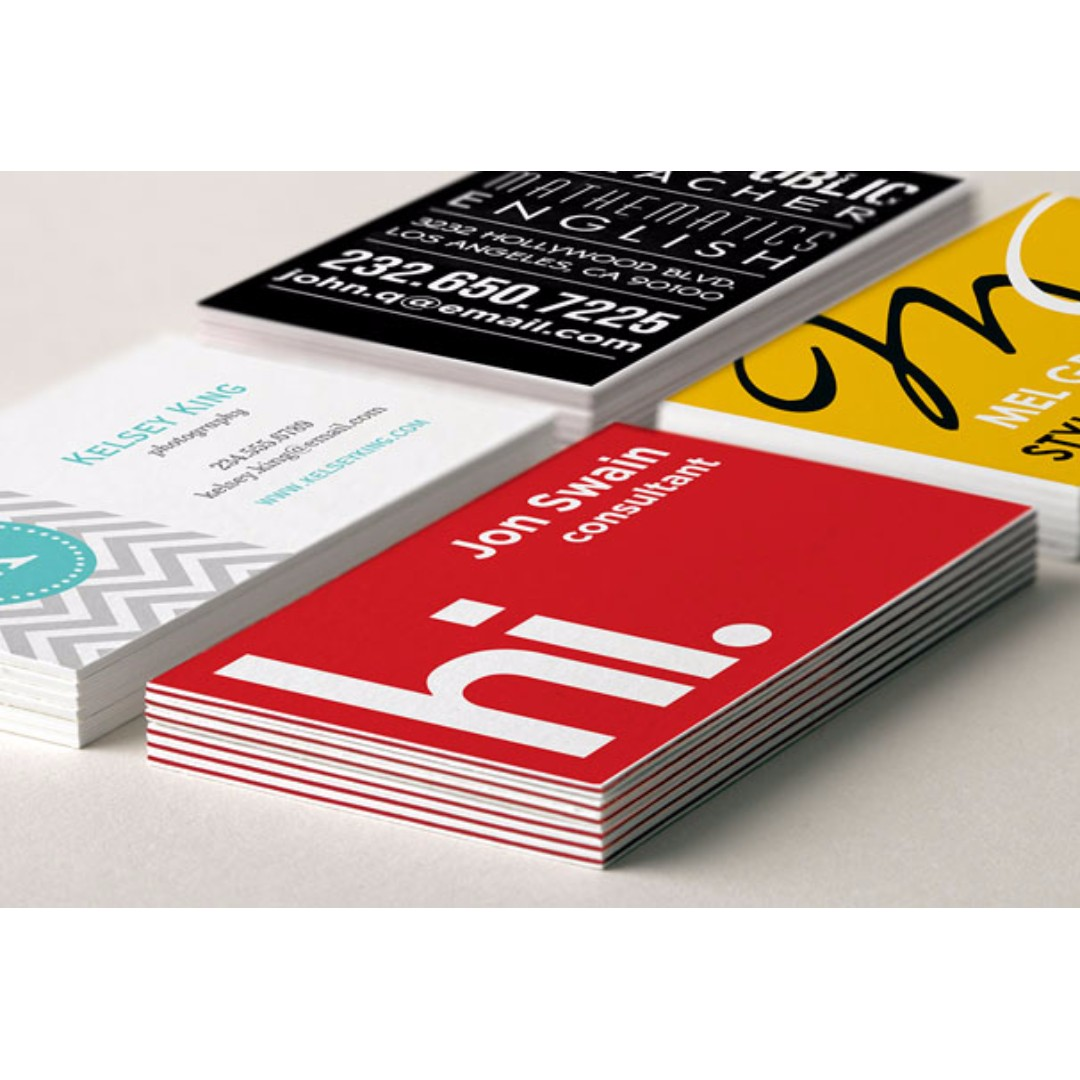 PERSONALIZED BUSINESS CARDS, NAME CARDS, FLYERS, AGENT EA CARDS ...