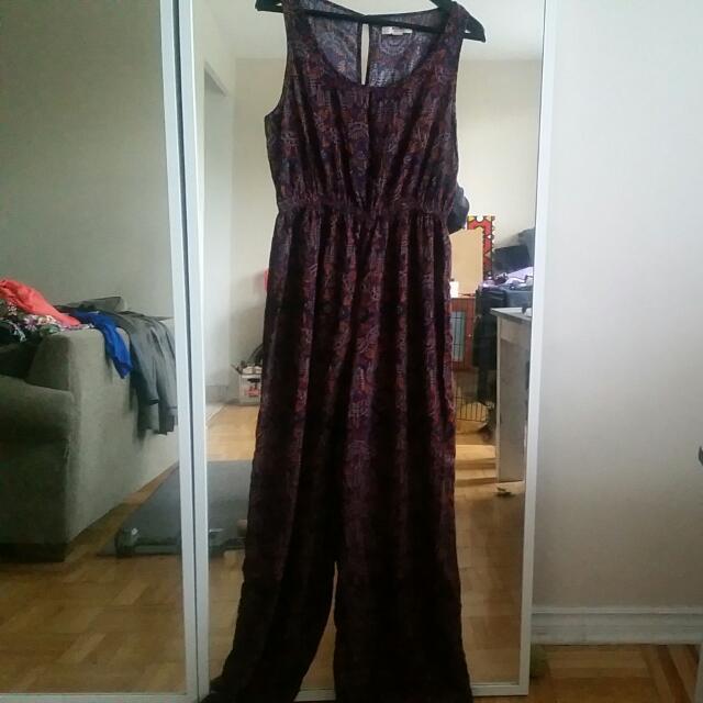 Plus Size Mossimo Jumpsuit- Size L