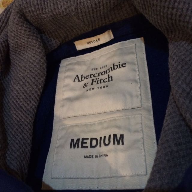 PRE OWNED Abercrombie & Fitch Hoodie