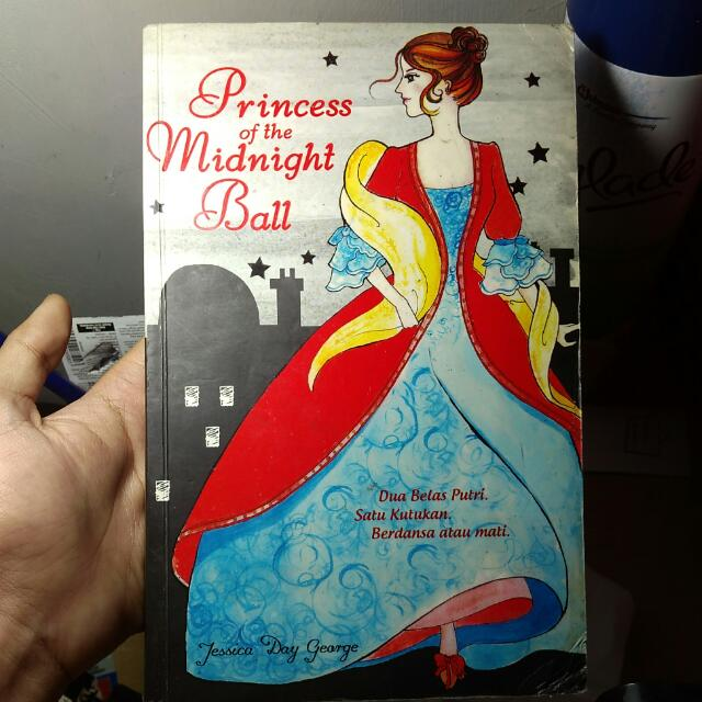 Princess Of The Midnight Ball By Jessica Day George