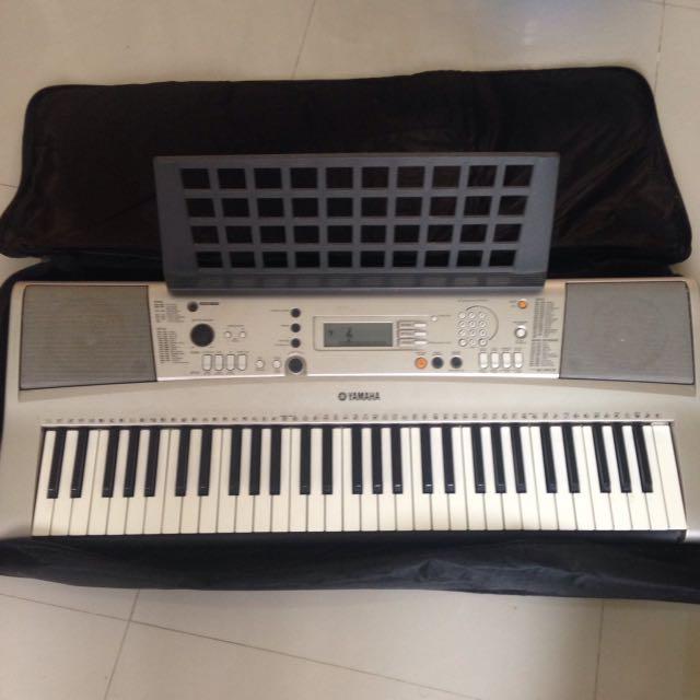 PSR E313 Keyboard Yamaha