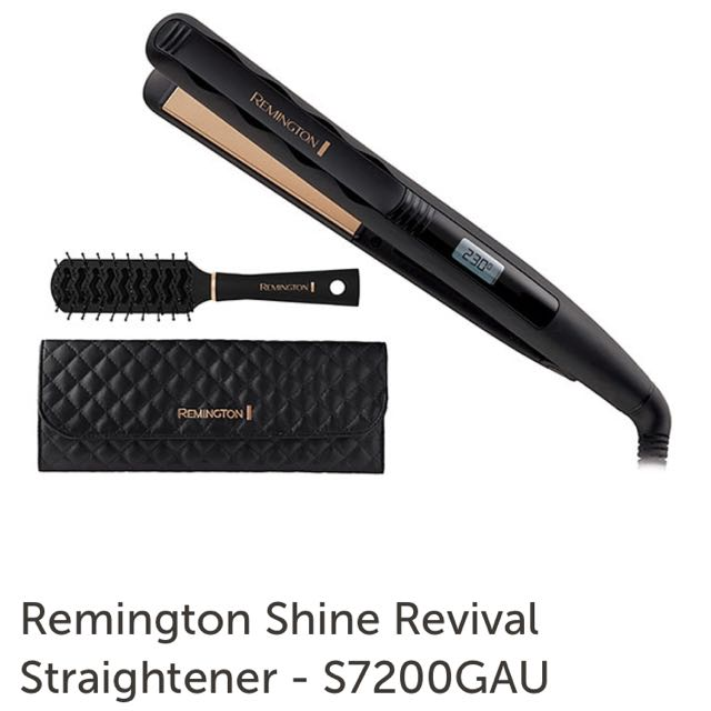 Remington Hair Straightener S7200 GAU