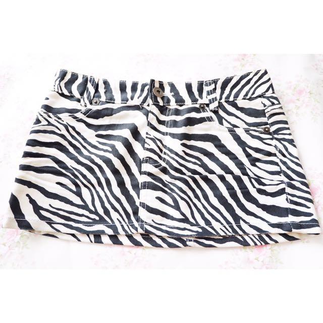 Rok Motiv Zebra