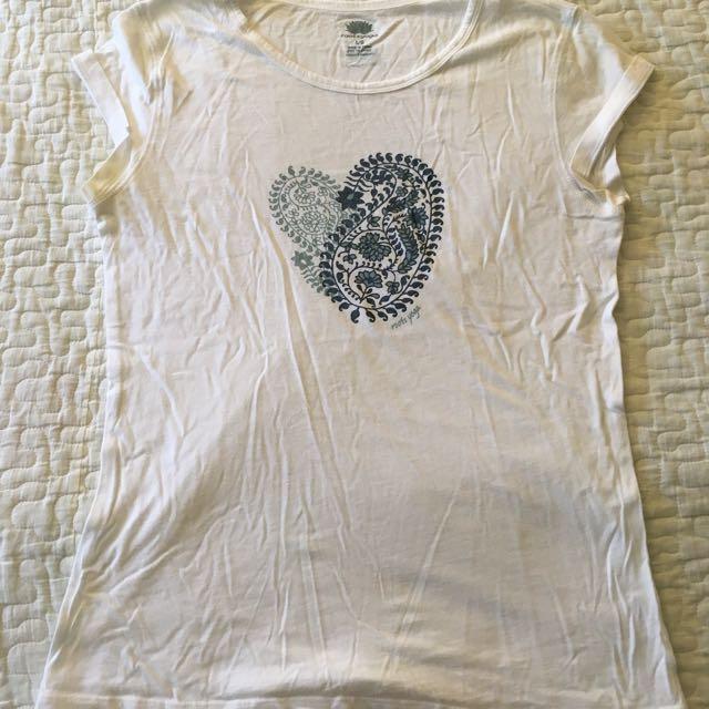 Roots Yoga T-shirt