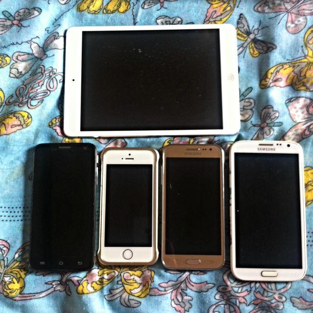 Defected Phones