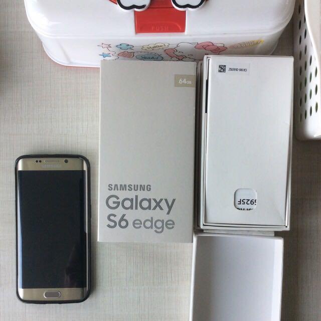 Samsung S6 Edge SEIN 64GB MULUS Samsung